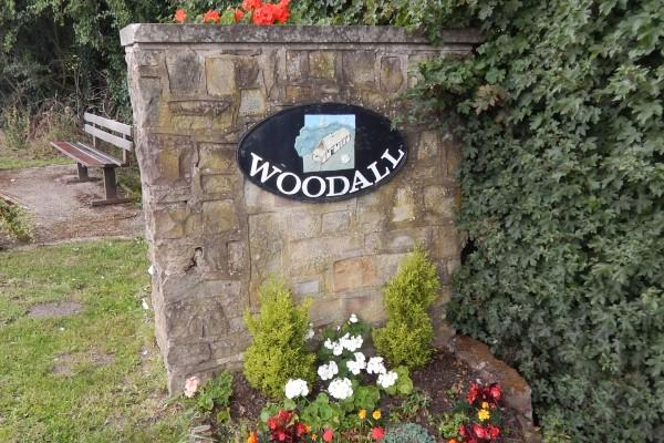 Picture of Woodall sign