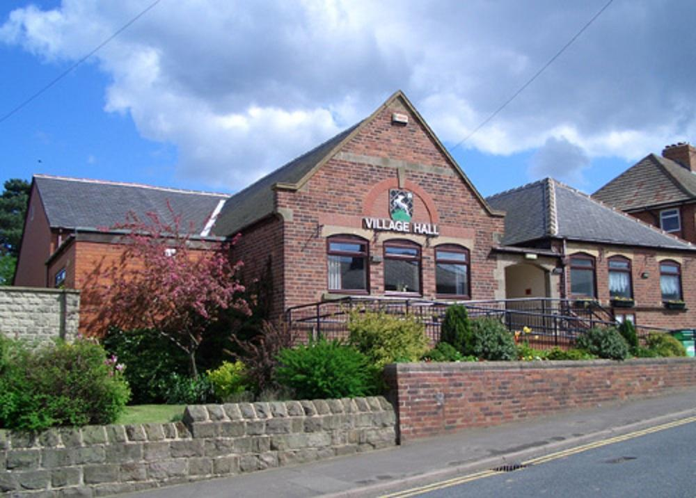 Harthill village hall large
